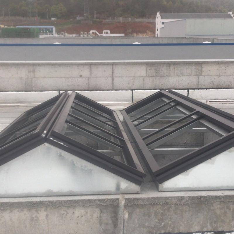 层顶自动消防排烟窗