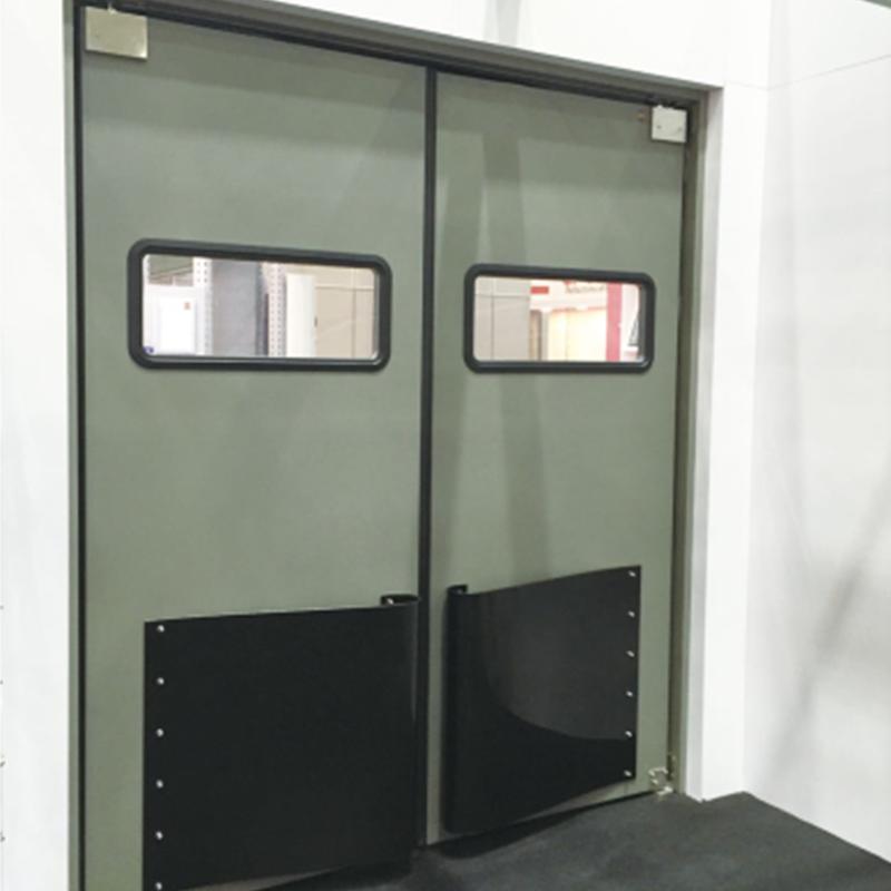 钢制防撞自由门