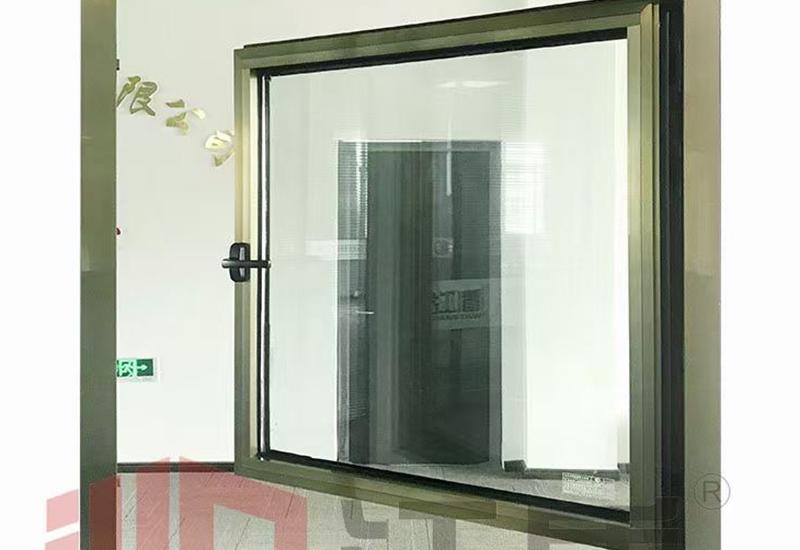 铝合金防火玻璃窗